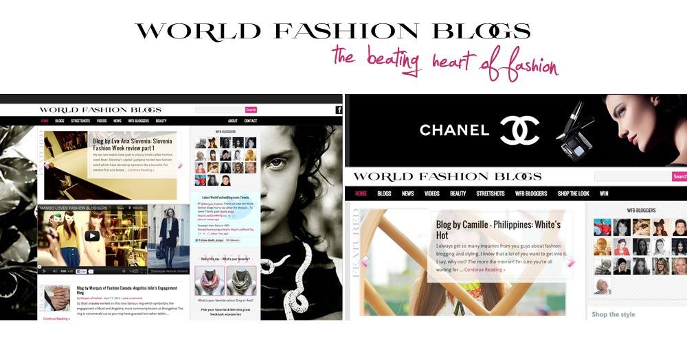 World Fashion Blogs