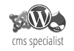 Wordpress - Joomla - Drupal