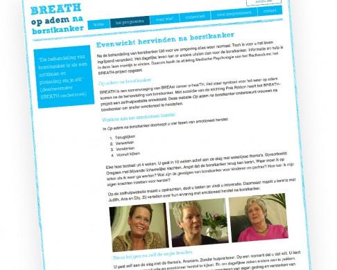 Breath - Op adem na borstkanker