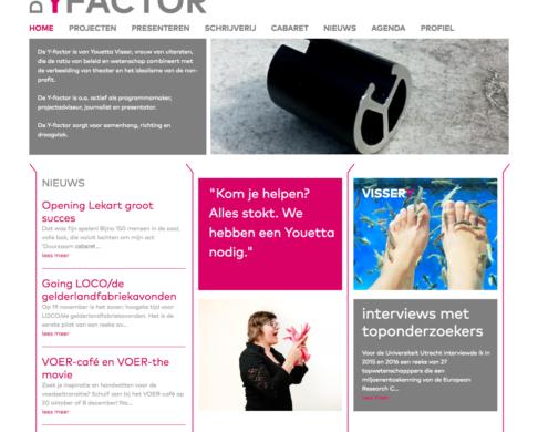 De Y-factor