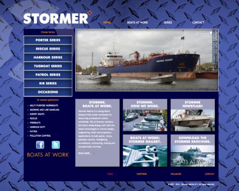 Stormer Workboats